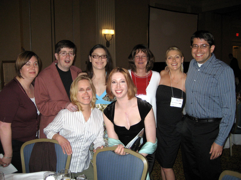 ... 2008, at the Adult Congenital Heart Association's Bi-Annual Convention, ...
